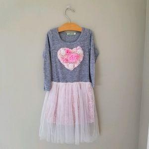 Little Mass Couture tutu dress